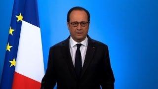 Download Présidentielle: Hollande annonce qu'il ne se représente pas Video