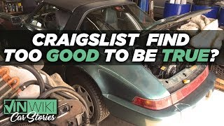 Download Too good to be true? Closing a deal on Craigslist find Video