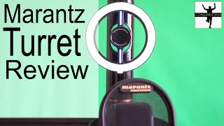 Download Marantz Turret Review and Demo Video