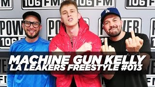 Download Machine Gun Kelly Freestyle With The LA Leakers | #Freestyle013 Video