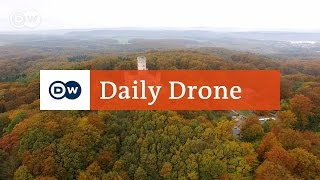 Download #DailyDrone: Granitz Hunting Lodge, Rügen Video