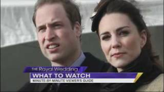 Download Royal Wedding: How Prince William and Kate Middleton Will Wed Video