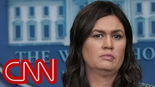 Download Sarah Sanders: I was kicked out of restaurant Video