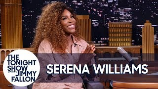 Download Serena Williams Tried to Scare Off Husband Alexis Ohanian When They First Met Video