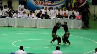Download PON XIX Pencak Silat Juara 1 GANDA PUTRA DKI Jakarta Video
