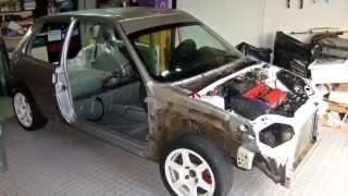 Download Citroen Saxo VTS Rally Car Built Video