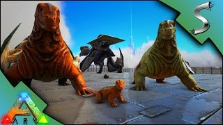 Download MOSCHOPS TAMING! HOW TO TRAIN! BREEDING & IMPRINTING! | Ark: Survival Evolved [S2E83] Video