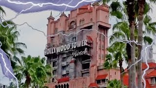 Download The Twilight Zone Tower of Terror at Disney's Hollywood Studios - SPOOKED Edition Video