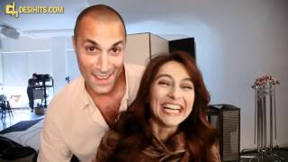 Download Anusha turns model for NigelBarker (America's next top model) Video