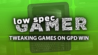Download GPD WIN review: Running games on a tiny handheld PC (Rocket League, Skyrim, MGS5 and more) Video