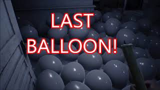 Download Resident Evil 7 - What happens if you take out all the Balloons then solve Lucas's riddle? Video
