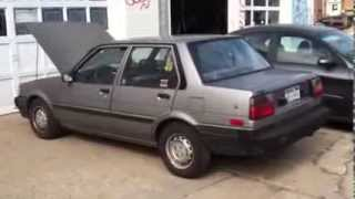Download Quick look at a 1987 Toyota Corolla Video