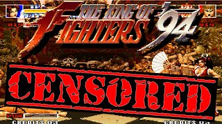 Download The King Of Fighters '94 CENSORED - Mai Shiranui's Breast Bounce (Documentary Purposes) Video