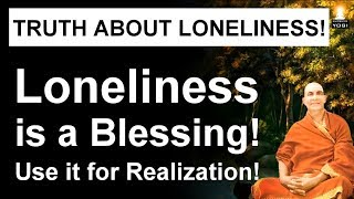 Download Loneliness is actually helping you! | Meditate in Solitude and Realize Who You Are! Video