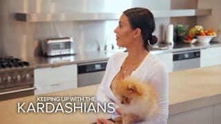 Download KUWTK | Kim Kardashian Refuses to Return Kourtney's Dog | E! Video