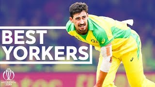 Download The Best Yorkers of the 2019 CWC! | Unplayable Deliveries | ICC Cricket World Cup 2019 Video