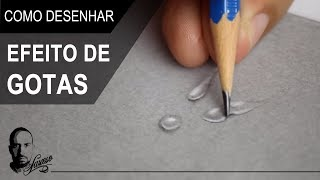 Download Como desenhar Efeito de Gotas Realistas - Charles Laveso Video