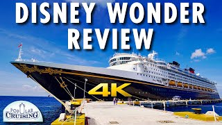 Download Disney Wonder Tour & Review ~ Disney Cruise Line ~ Cruise Ship Tour & Review [4K Ultra HD] Video