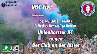 Download UHC Live - UHC vs. DCadA - 1. Herren Hockey Bundesliga - 04.05.2019 - 16.00 h Video