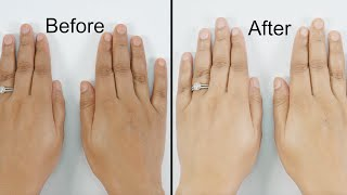 Download Get Fairer, Soft & Wrinkle Free Hands and Feet At Home in 15 Minutes Video