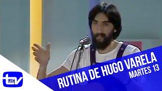 Download Martes 13 | La rutina de Hugo Varela Video