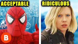 Download Disney Decides: Crazy Rules Marvel Actors Have To Follow Ranked From Acceptable To Ridiculous Video
