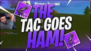 Download TSM Myth -THE TACT SMG GOES HAM!! (Fortnite BR Full Match) Video