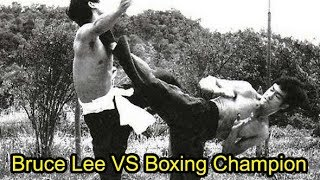 Download Bruce Lee Real Fight with Western Boxing Champion Lau Dai Chuen Video