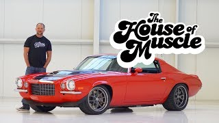 Download Project ZL-70: Chevrolet Camaro - The House Of Muscle Ep. 7 Video