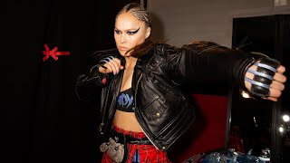 Download Behind the scenes at WWE Evolution: WWE Day Of Video