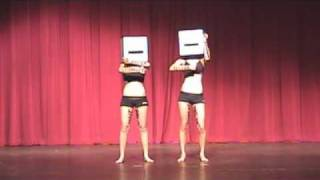 Download Golden Valley Talent Show: Daft Punk- Harder Faster Stronger Dance Video