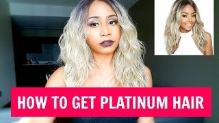 Download OMG A MUST WATCH!! MANE CONCEPT PREMIER LACE FRONT WIG ″BEA″   DIVATRESS Video