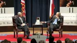 Download ″41: A Portrait of My Father″ by President George W. Bush, 43rd President of the United States Video