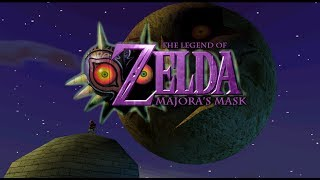 Download Zelda : Majora's Mask - Last Boss & Ending in 720p with HD Texture Pack Video