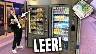 Download SÜßIGKEITEN aus Automaten LEERKAUFEN! 😍🍫 **teuer** Video
