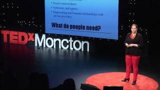 Download Mental health and criminal justice | Crystal Dieleman | TEDxMoncton Video