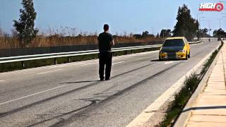 Download Peugeot 106 Rallye - 0-400 Tune2Race - HighPerformance.gr Video
