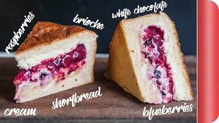 Download Barry's Banging Berry Brioche Loaf Video