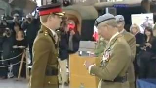 Download Prince Harry's Wings | Forces TV Video