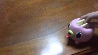 Download Helicopter Pink Dog Toy Video