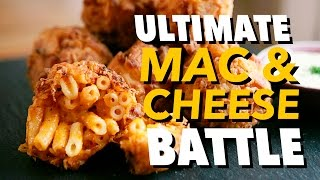 Download THE ULTIMATE MAC 'N' CHEESE BATTLE Video