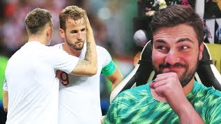 Download ENGLAND ARE KNOCKED OUT OF THE WORLD CUP!!! Video