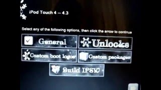 Download Tethered Jailbreak iOS 4.3 Firmware On iPhone 4, 3GS, iPod touch 4 & iPad Sn0wbreeze 2.3b4 Video