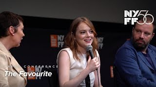 Download 'The Favourite' Press Conference | Yorgos Lanthimos & Cast | NYFF56 Video