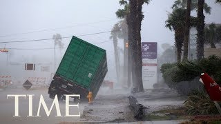 Download Hurricane Harvey In Houston: Watch The Storm Unfold As Residents Continue To Evacuate | TIME Video