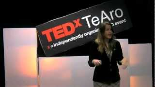 Download How crowdfunding is going to change the world: Anna Guenther at TEDxTeAro Video