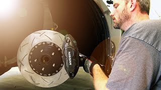 Download Two Idiots Install Race Brakes in 370Z NISMO Edition Video
