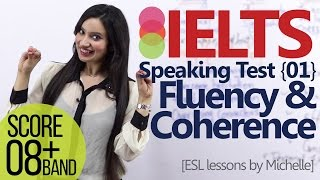 Download IELTS speaking test – Part 01 – Fluency and Coherence (Improve your Band score) Video