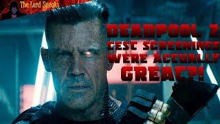 Download Deadpool 2 Test Screenings Were Actually Great?! - The Lord Speaks Video