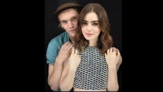 Download Jamie Campbell Bower and Lily Collins - Circles Video